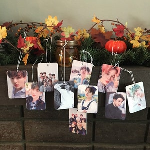 Kpop Gift Wrapping Paper BTS, Got7, Stray Kids, Twice, /& Etc.