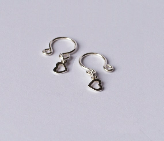 Twist Adjustable Nipple Clips with Chain Ideal gift for Valentines Day