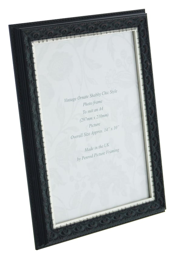 12x Silver A4 Certificate Picture//Photo Frames Free Standing
