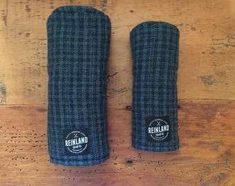 The Andy | Golf Headcover | Reinland Golf Co.