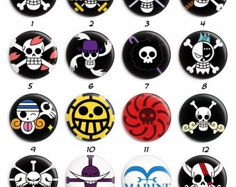 Badges One Piece 3