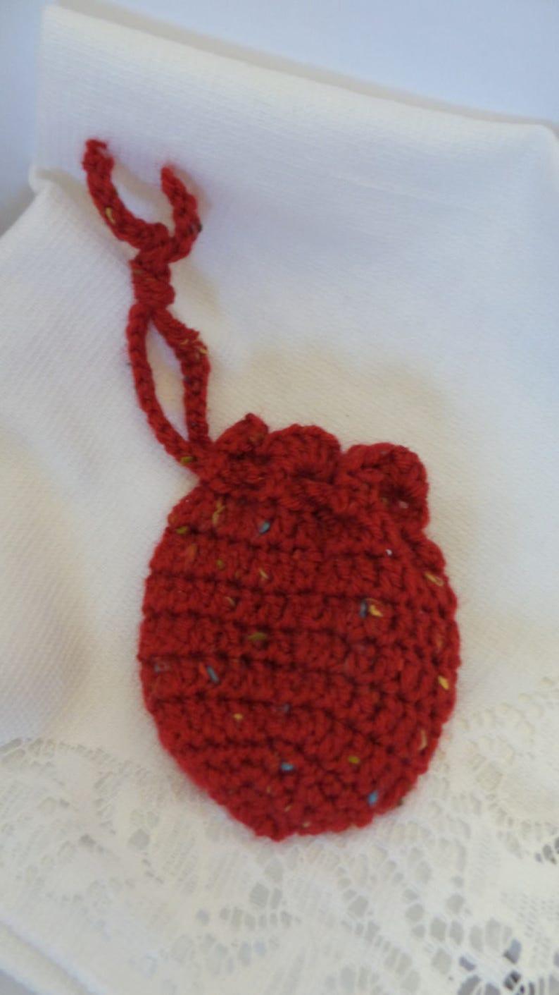 Handmade Doll Purse