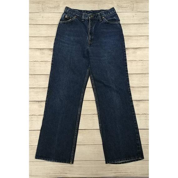 Levis Orange Tab High Waist Mom Jeans