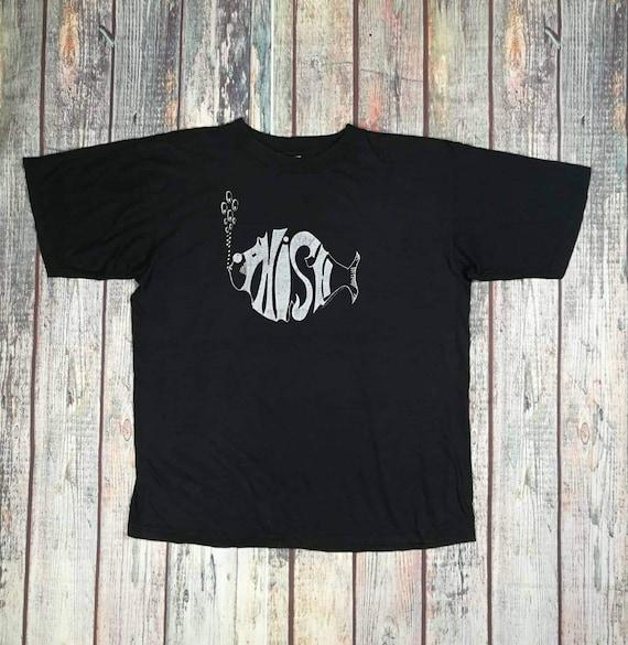Phish American Rock Band promo tour shirt size L