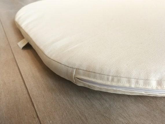 100 % natürlicher wolle & kokos matratze für stubenwagen etsy