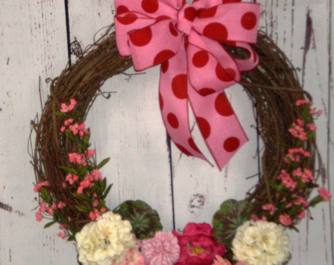 Front Door, Back Door, Spring Wreath, Summer Wreath, Everyday Occasion Wreath, Wreath, Wreaths