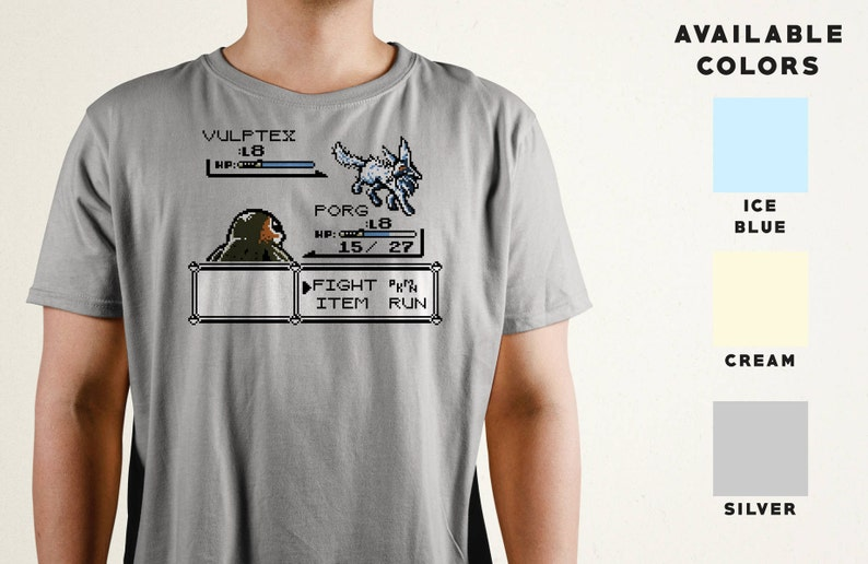 Porgémon T-Shirt  Star Wars Inspired  Pokemon  The Last image 0
