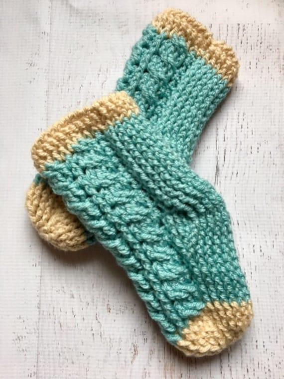 Kleinkind Socken Socken Häkeln Stricken Socken Kinder Etsy