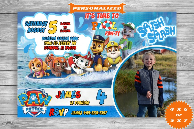 photograph relating to Paw Patrol Printable Birthday Card referred to as Paw Patrol Invitation, Paw Patrol Birthday Invitation, Paw Patrol, Paw Patrol Printable, Paw Patrol Birthday Card, Paw Patrol Pool Occasion