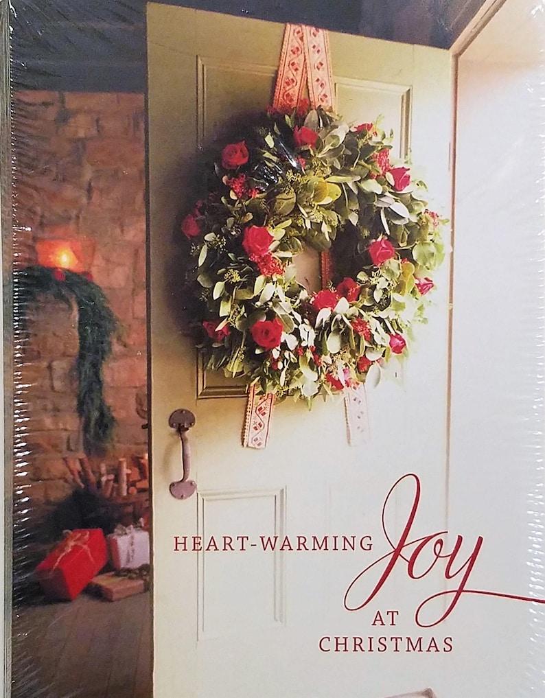 Dayspring Christmas Cards.Hallmark Dayspring Christmas Cards Vintage 1982 Inspirational Christian Scripture One Pack Of 8
