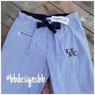 Seersucker UK Pajama Pants