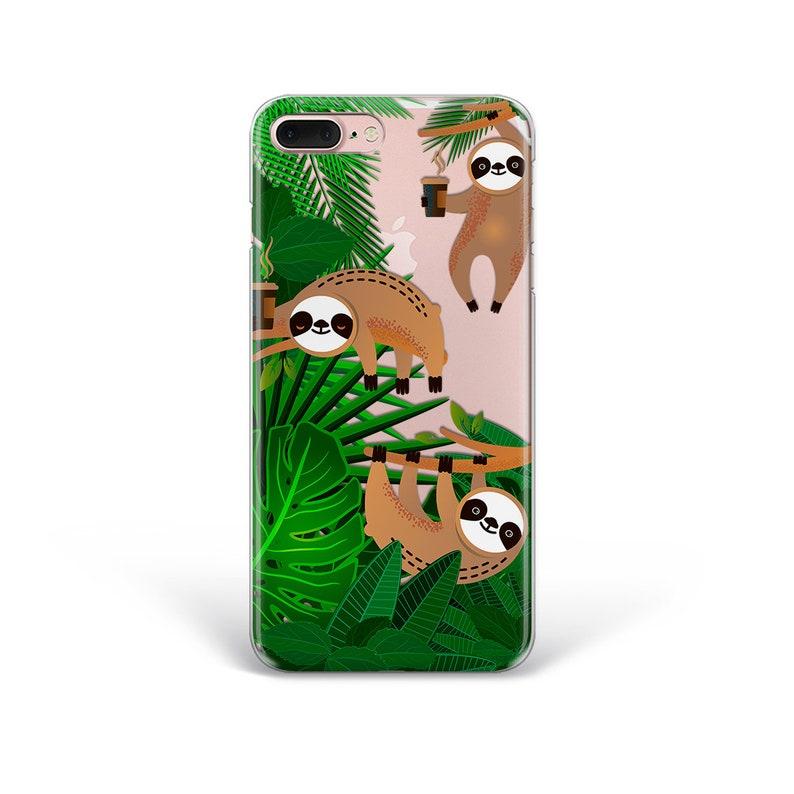 iphone xs case sloth