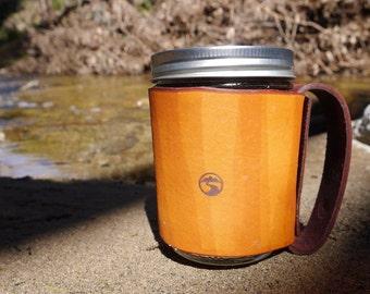 Rogue Journeymen Mason Jar Mug