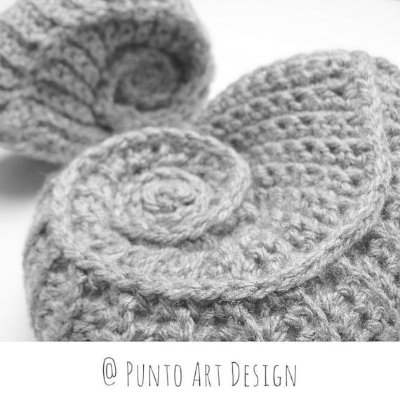 Amonitas Fósiles Paleo Patrón Al Crochet PDF Caracol Amigurumi | Etsy