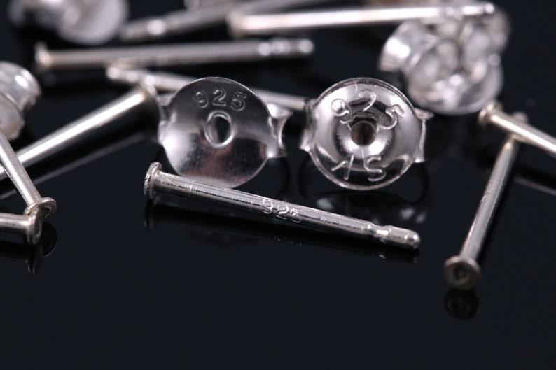 Silver studs Cubic Zirconia Earrings Delicate earrings Tiny earrings Dainty cz studs Minimalist Earrings 2mm Sterling Silver Earrings