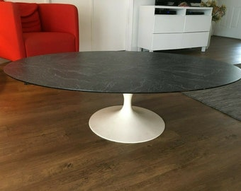 Oval Coffee Table | Etsy