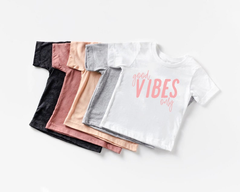 Good Vibes Only BabyYouth Tee