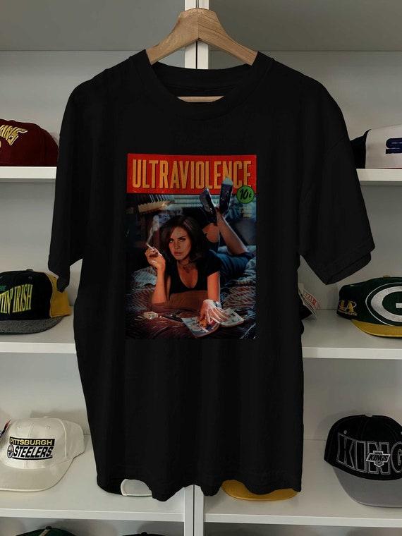 Lana Del Rey T Shirt Pulp Fiction Lana Del Rey Shirt Lana Etsy
