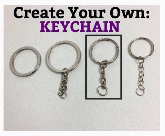 Create Your Own Keychain Personalized Keychain Food Charm  fb2db63e5