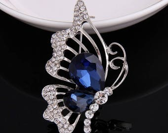 Beautiful Butterfly Brooch Insect Pin Fashion 2018