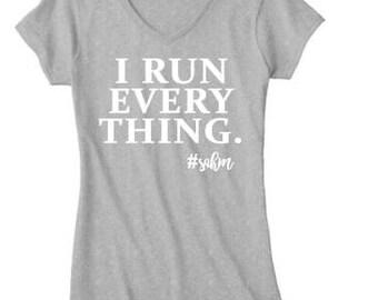 I run every thing SAHM