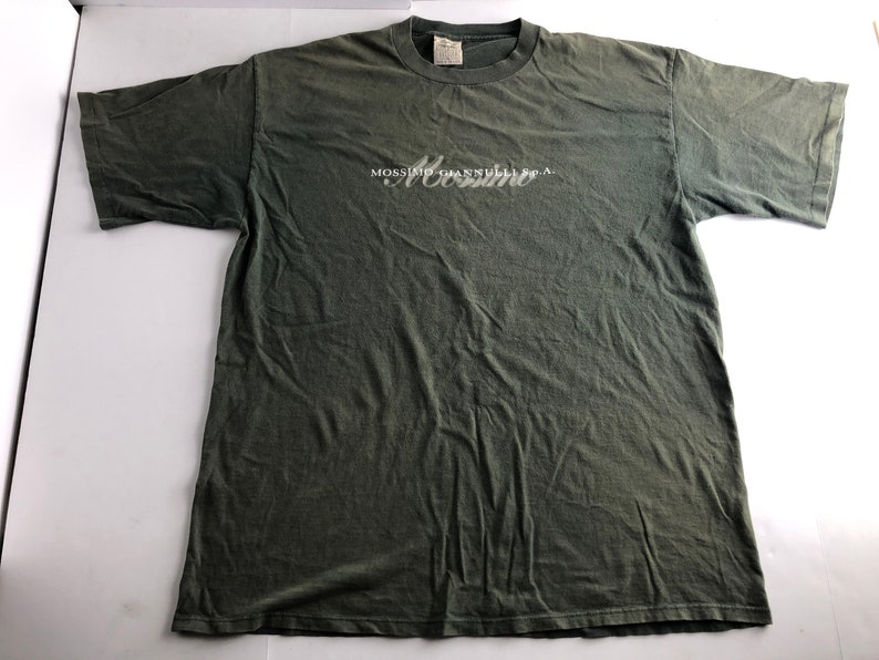 741b8c046be6 Vintage 90s mossimo limited edition graphic t-shirt mens XL