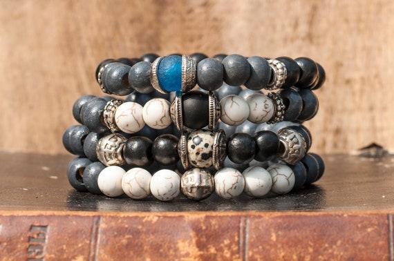 différemment prix raisonnable procédés de teinture minutieux African bracelet homme, viking bracelet, best friend gift, boyfriend gift,  men bracelet, gift for men, mens gift, mens bracelet, boyfriend