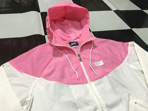 where can i buy new york high quality Vintage Nike veste à capuche wnidbreaker coupe-vent ton Nike ...