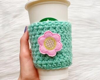 Flower Cup Sleeve