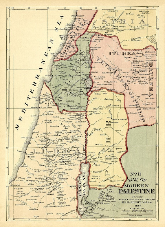 Map Of Palestine, 1800s Old Testament Holy Land, Middle East, Palestinian, Map Of Ancient Holy Land on map of europe holy land, bible map holy land, printable map of holy land, map of holy land today, map of holy land during joshua, large map of holy land, map of jonah's time, map holy land israel, map of bethlehem, modern map of holy land, map holy land in jesus day, map of christian holy land, map of the holy land, map world holy land, map of holy land jesus, cities in the holy land, map of jewish holy land, model of jerusalem holy land, current map of holy land, biblical map holy land,
