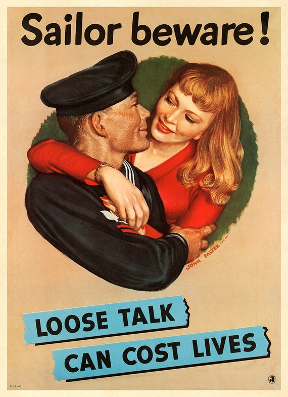 """20x30 /""""Metal is their Might/"""" Vintage Style WW2 War Poster"""