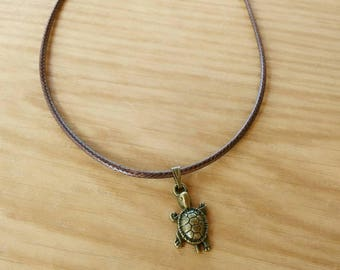 Necklace Turtle Chain