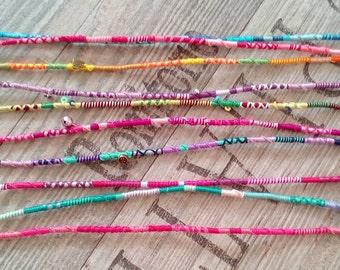 Hairwrap Kids Jewelry Hair jewelry braids Colorful