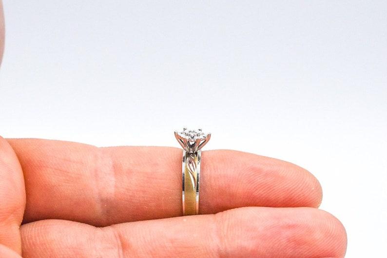 10k Diamond EngagementPromise Ring
