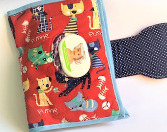 Diaper holder and wipes/diapers and wipes holder