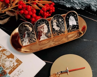 Reylo Celestial Kingdom Pins (Pre-order)