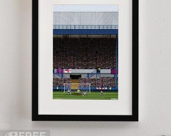 371bb8da397 Crystal Palace - Ambrose V Sheffield Wednesday Print