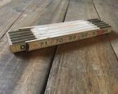 Vintage Lufkin Folding Rule