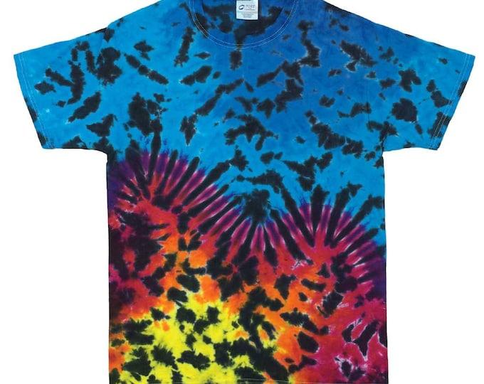 Tie Dye T-Shirt - Split