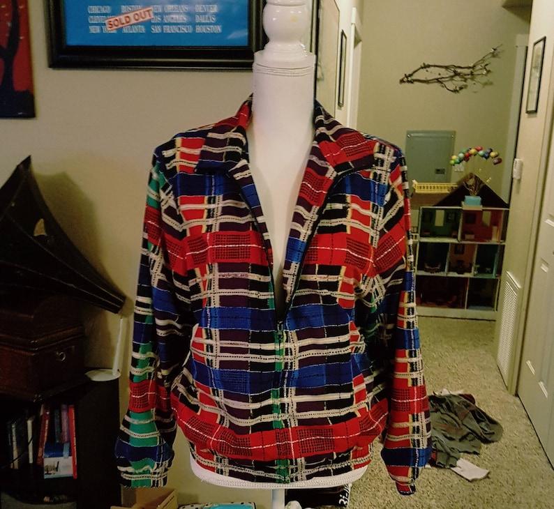 888a3b8af4 Vintage 80s Koret Sports Jacket Windbreaker