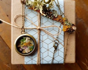 Nature Locket