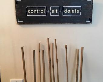 Control + Alt + Delete ~ Gifts