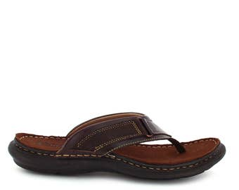 Stylish handcrafted flip-flop.
