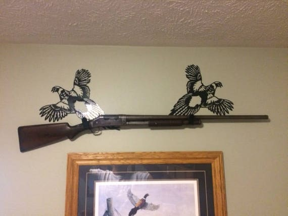 Wildlife Pheasant Hook Hangers American Made Home Decor Etsy