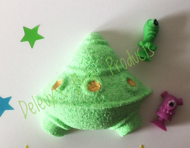 Baño Y Cuidado Corporal Baño Fizz Bombas Alien Dino Niños Regalo Navidad