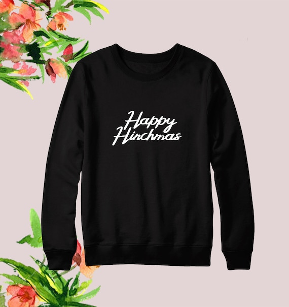 HINCHING IN PROGRESS SWEATSHIRT MRS HINCH ARMY SWEATER HINCHED JUMPER FUNNY GIFT