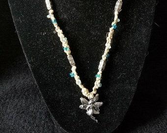 Fairy Hemp Macrame Necklace