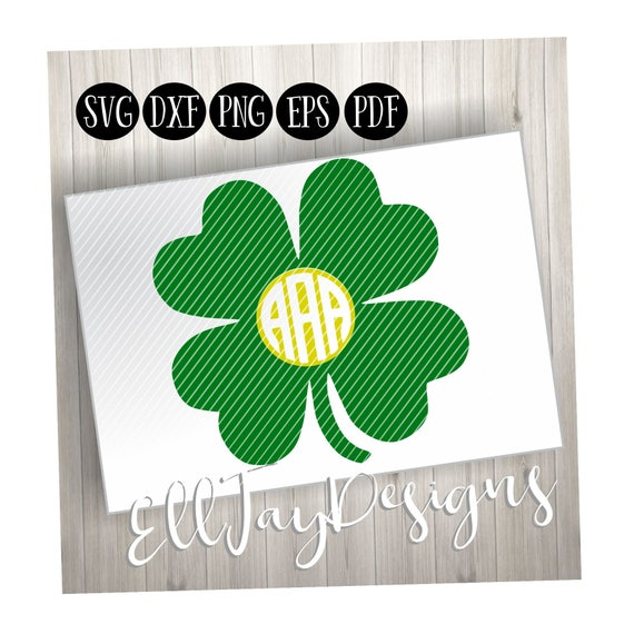 St  Patricks Day Svg, Four leaf clover svg, big svg bundle, huge svg  bundle, lucky svg, monogram frame, svg bundle, St patricks Day, Irish