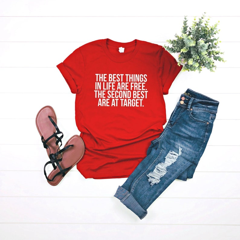225 & Target Graphic Tee Shirt | Gifts for Target Mom | Gifts for Her | Gifts for Women | Gifts for Mom | Cute Target Addict Graphic T-Shirt