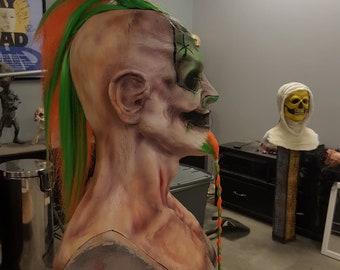 Clown Mask by DRK Studios -  Custom Made to Order